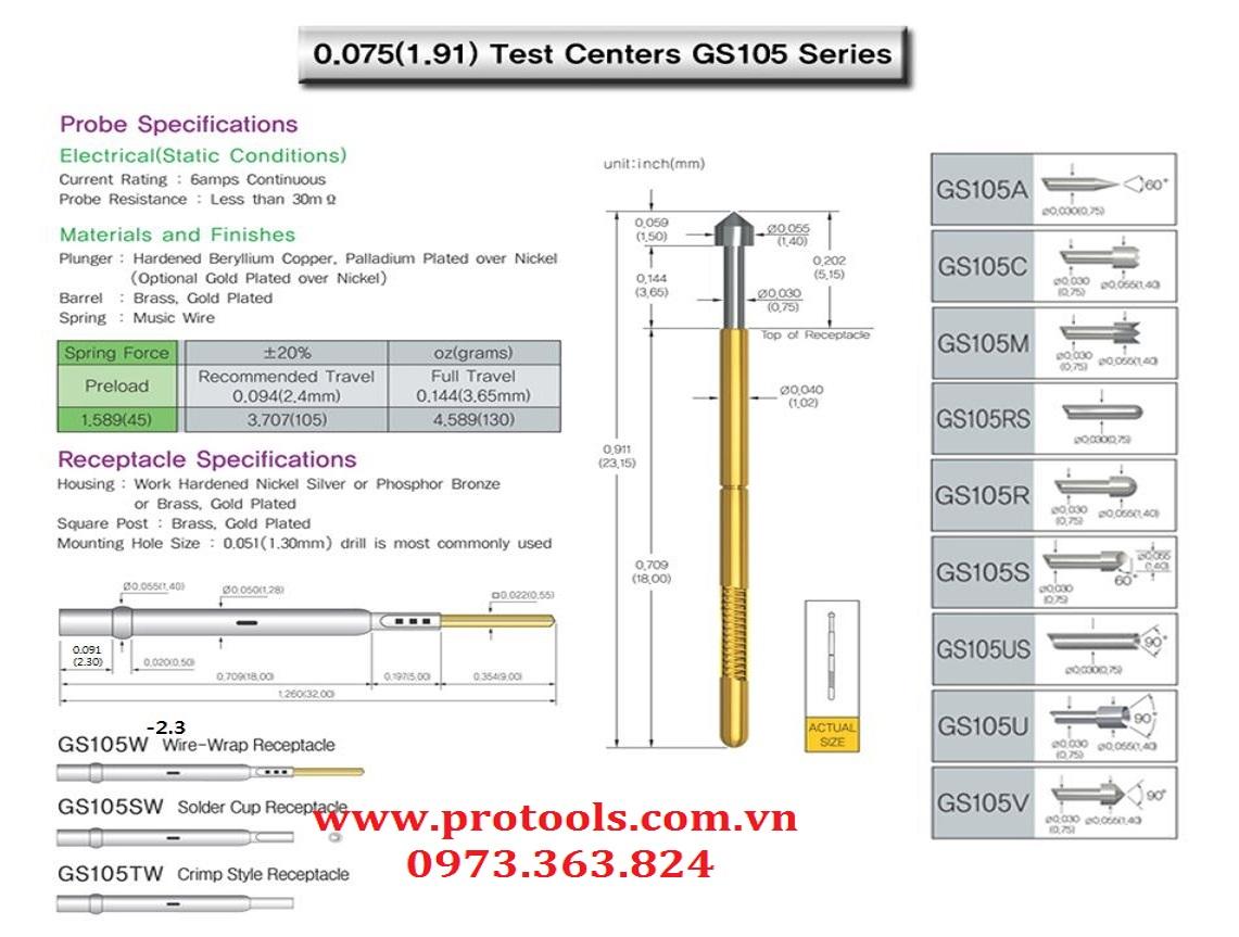 Leeno ICT GS105