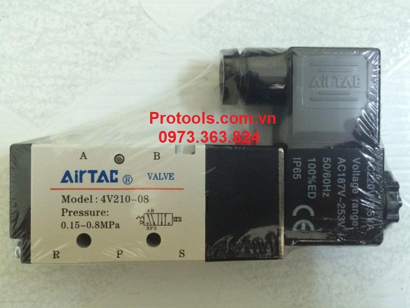 Van điện tử Airtac