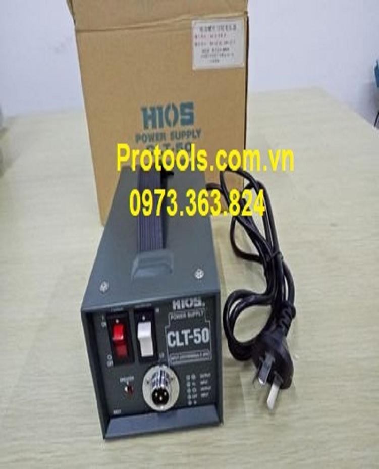 Nguồn máy bắt vít Hios CLT-50